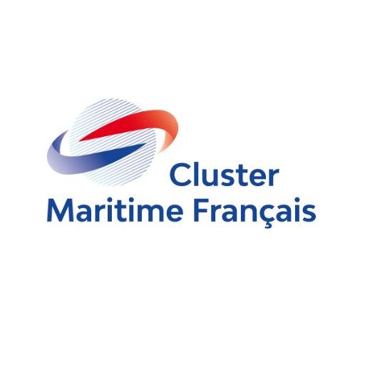 Logo Cluster maritime français