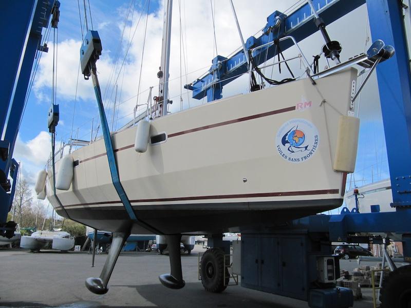 Alain Jabet - Expert maritime plaisance - Voilier RM